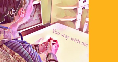 Molone You Stay with Me single cover