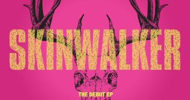 Antlerz Skinwalker album cover