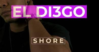 El Di3go shore artwork