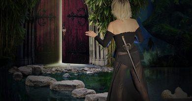 Romantic Thriller Doors single cover