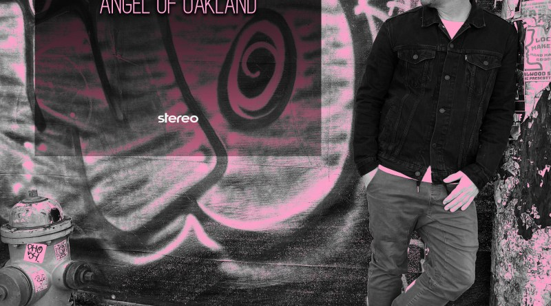 Shawn Brown Angel of Oakland single cover