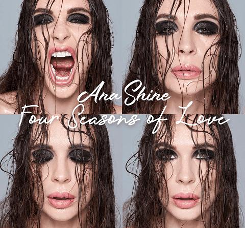 Ana Shine Four Seasons of Love album cover