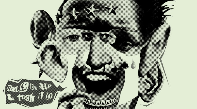 Birdman Cult Roll Em Up & Tuck It In single cover