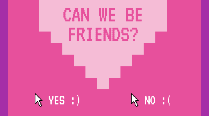 Emily McNally Can We Be Friends single cover