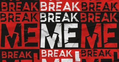 Jonny Spalding Break Me Single cover