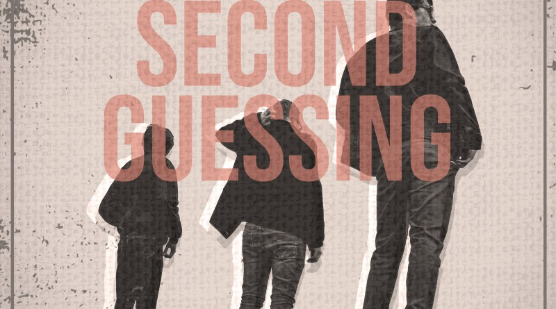 Faded Shades Second Guessing single cover