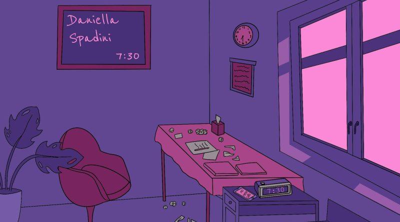 Daniella Spadini 7:30 single cover