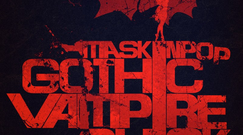 Maskinpop Gothic Vampire Chick single cover