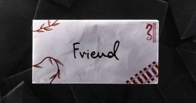 N4November Dear Friend single cover