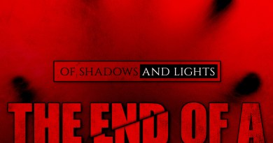 Of Shadows and Lights The End of a Nightmare single cover