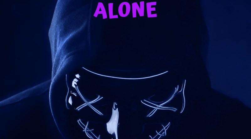 Satre Alone single cover