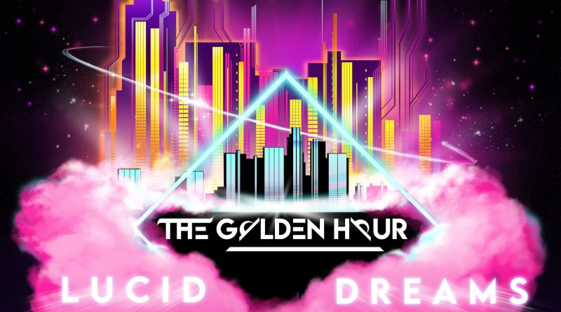The Golden Hour Lucid Dreams single cover