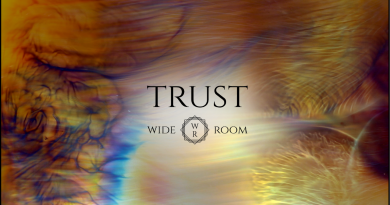 Wide Room Trust single cover