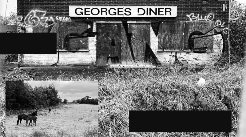 Craig Swan George's Diner EP cover