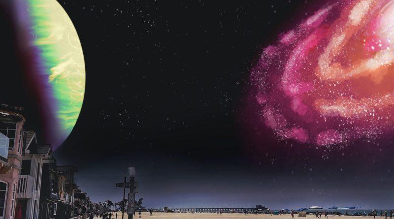 Galaxy Shores Sphallolalia single cover