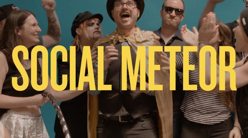 Guardrail Social Meteor single cover
