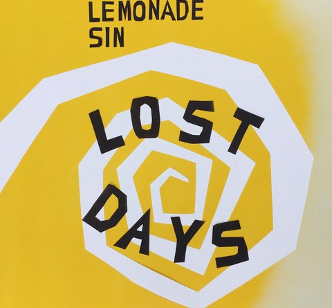 Lemonade Sin Lost Days single cover