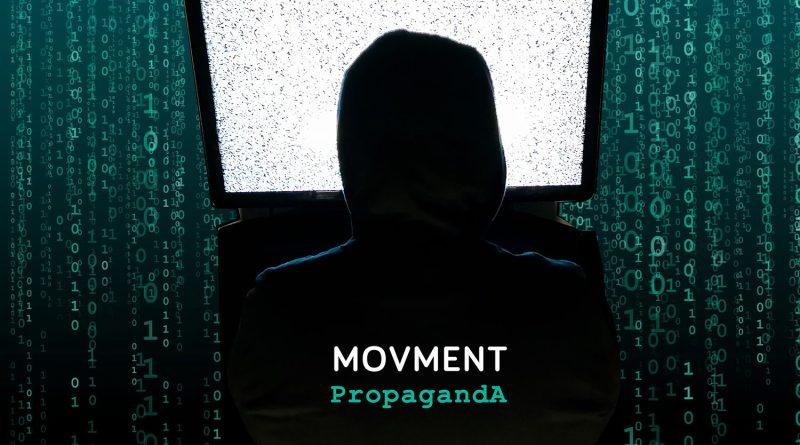 MOVMENT Propaganda single cover
