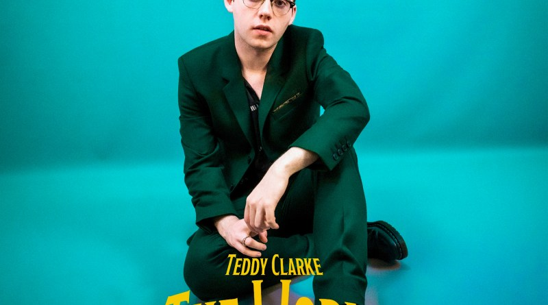 Teddy Clarke The World in Which They Play single cover