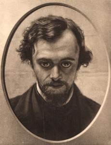 Dante Gabriel Rossetti William Holman Hunt2