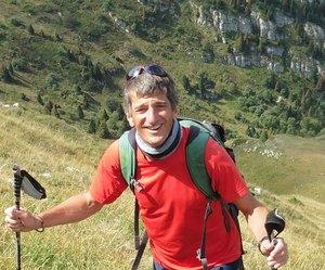 Thierry accompagnateur montagne vercors