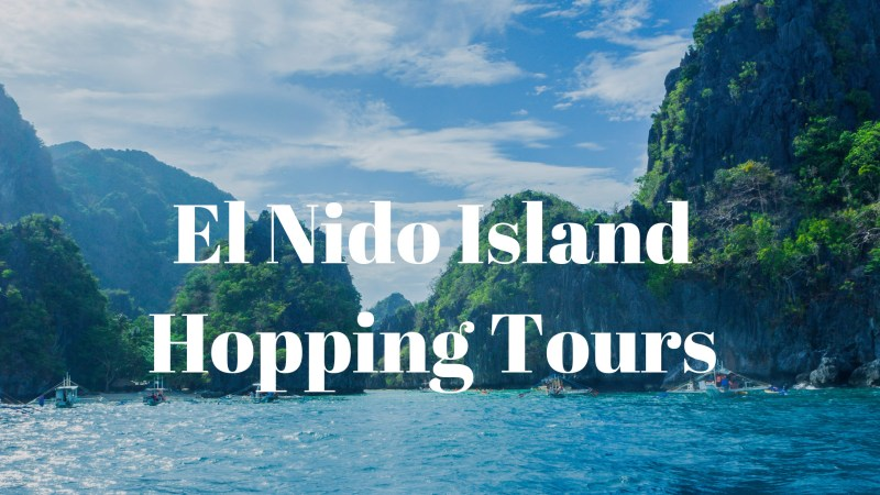 el nido island hopping tour