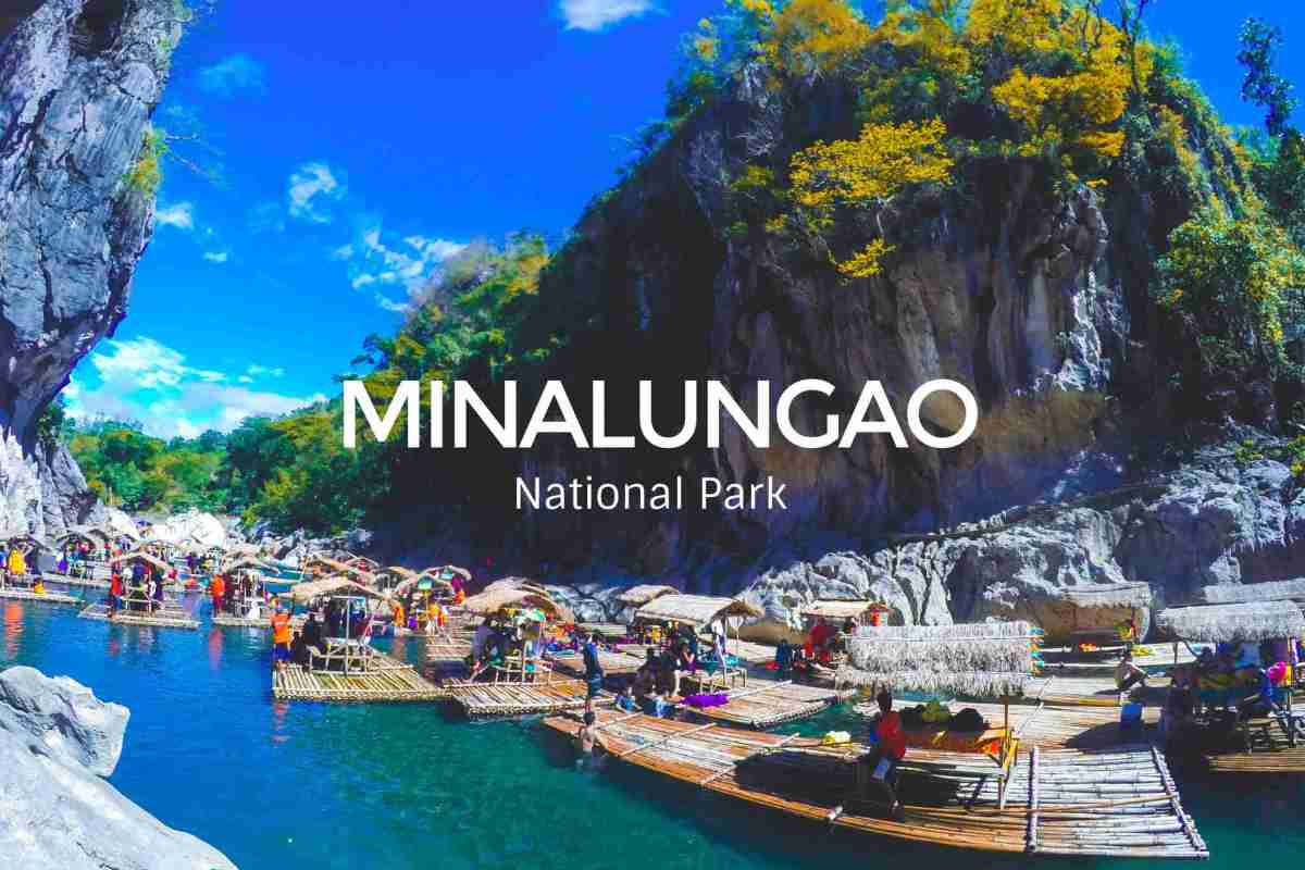 Day Tour Adventure With Family at Minalungao National Park