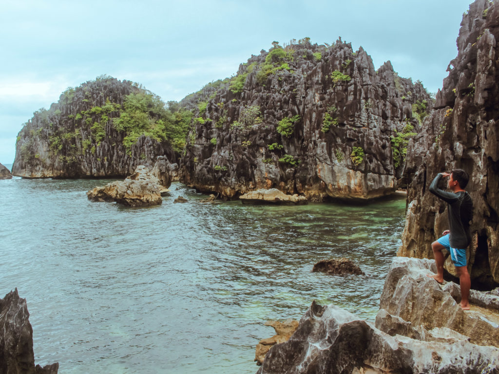 minalahos island in caramoan islands
