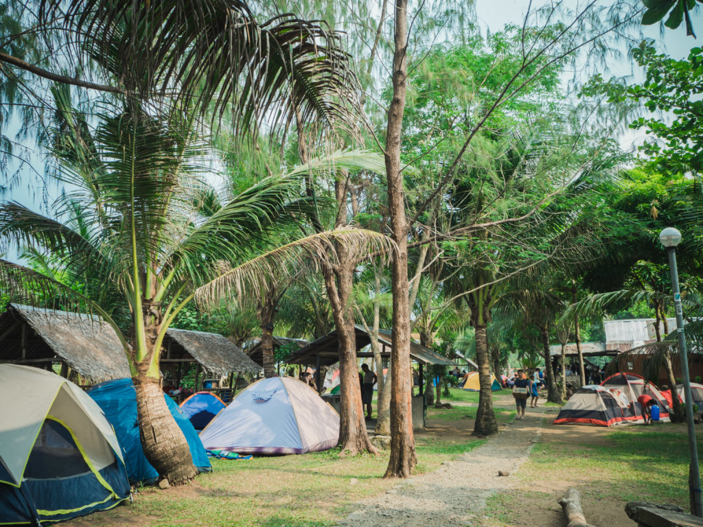 pacific recreational camp in real quezon