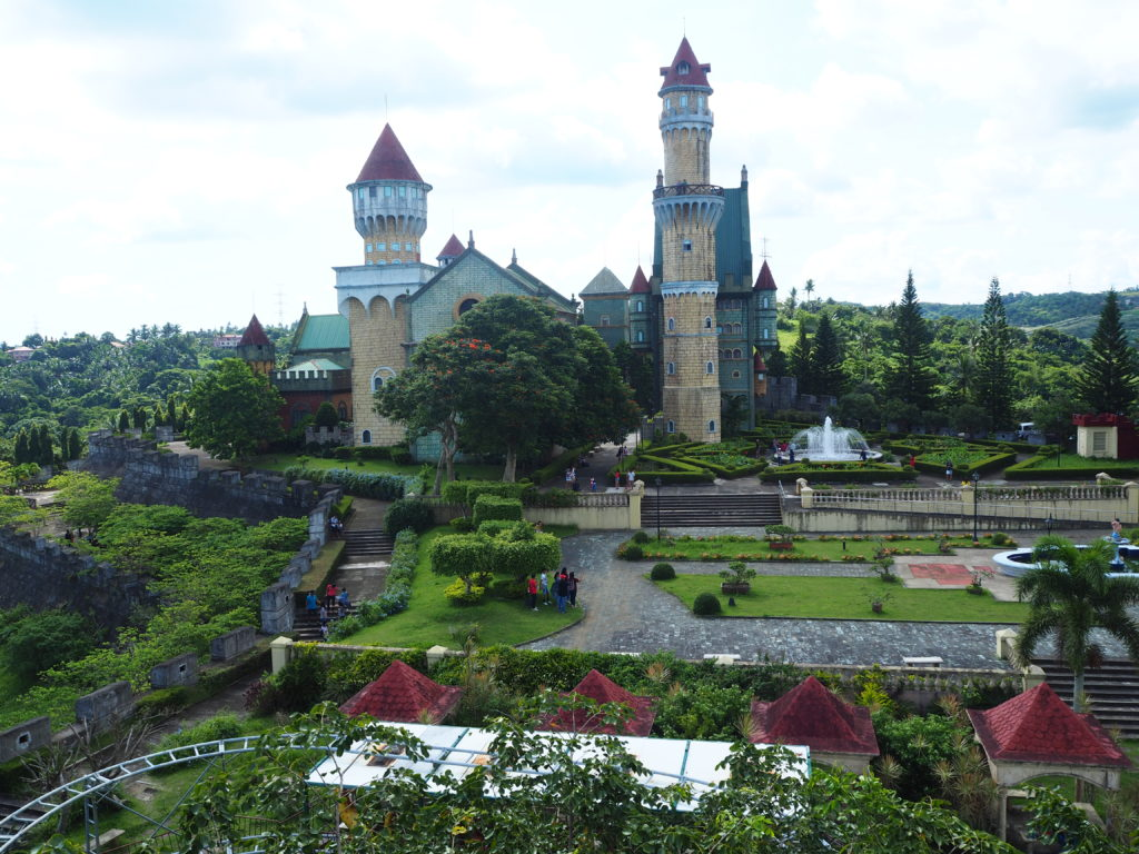 castle and kingdom fantasy world in lemery batangas