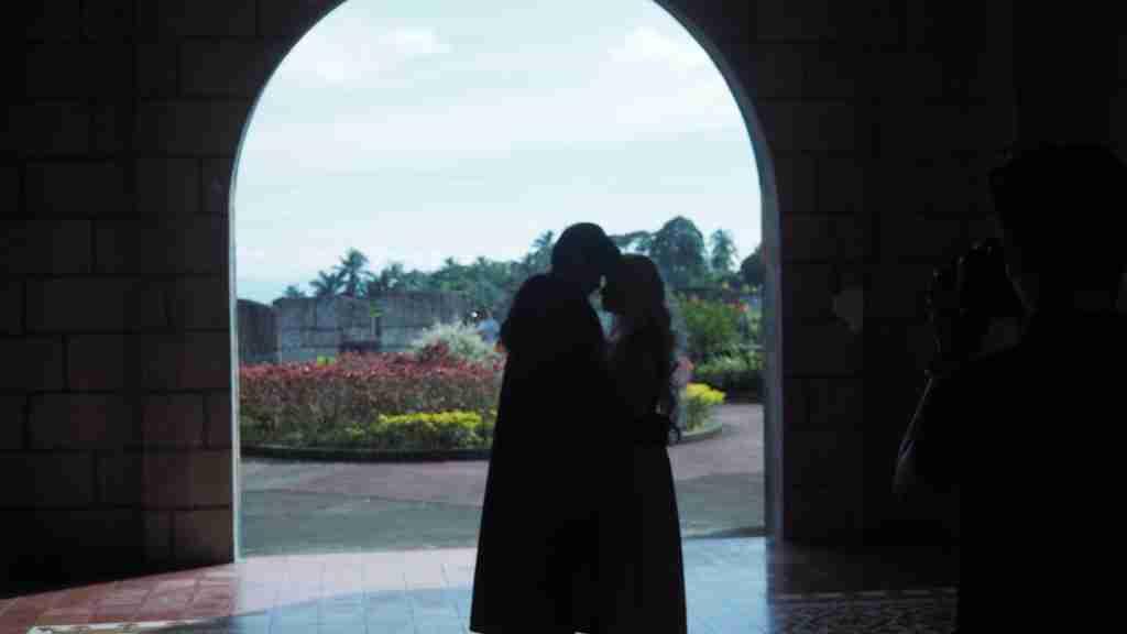 Prenup shoot with Jon Snow and Daenerys in fantasy world batangas