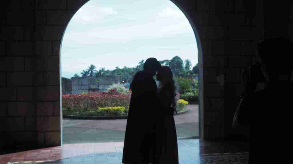 Prenup shoot with Jon Snow and Daenerys in fantasy world batangas