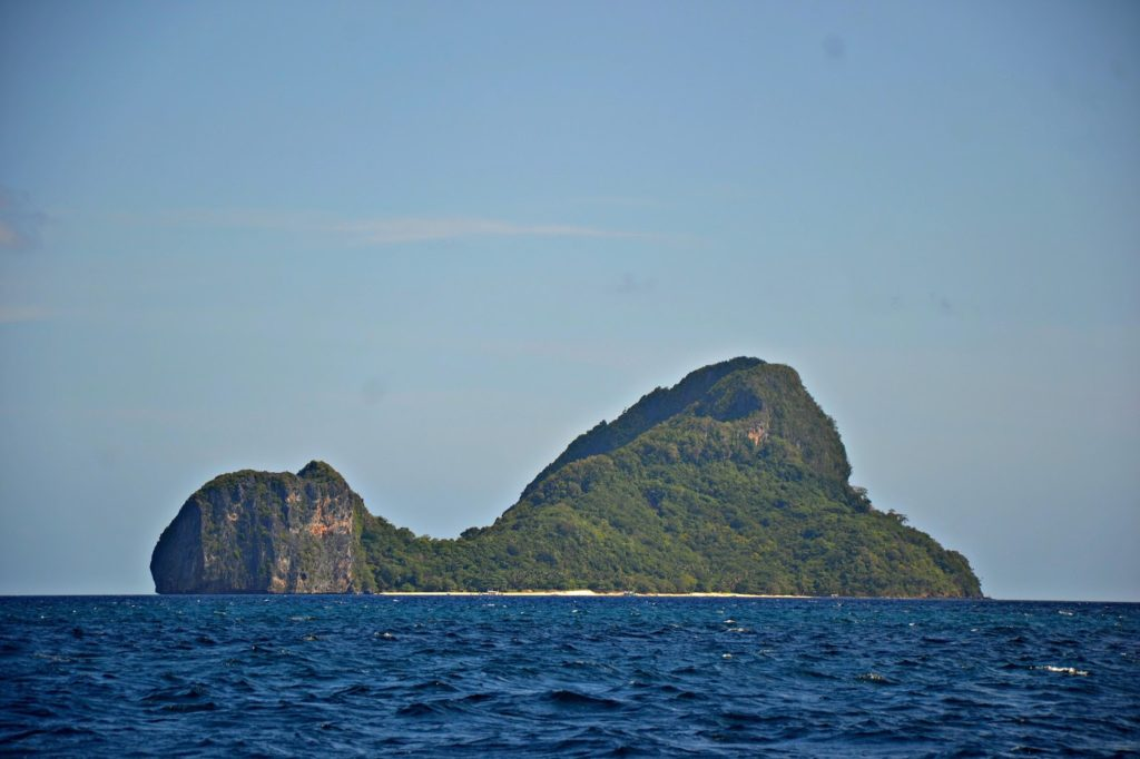 helicopter island el nido palawan