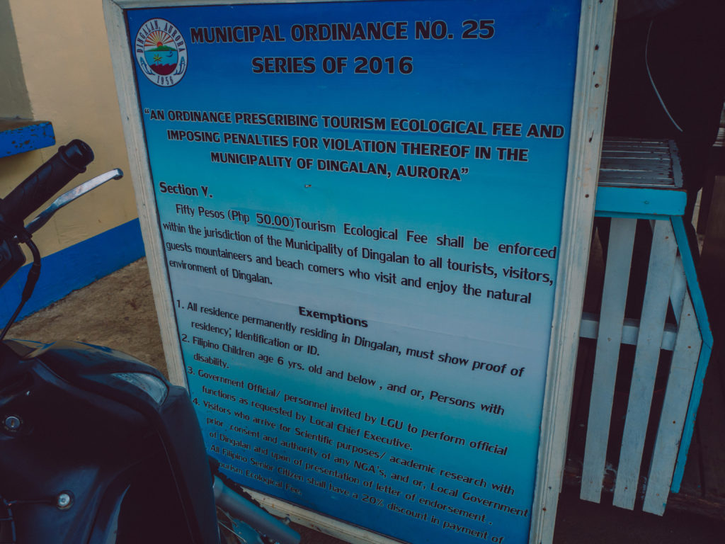 Municipal Ordinance of DIngalan