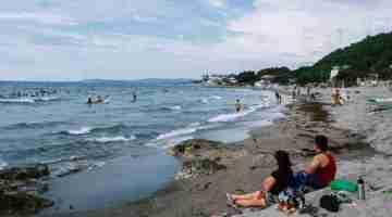 San Juan Beach: The Surfing Spot