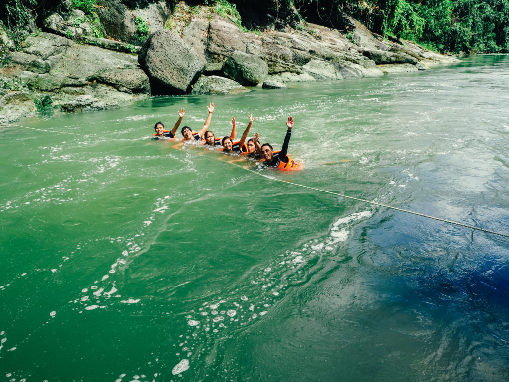 Ulot river, Paranas, Samar
