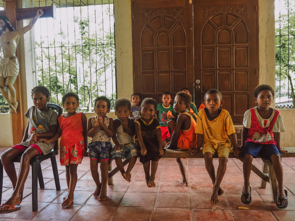 Volunteer experience with the Aeta community in Pampanga