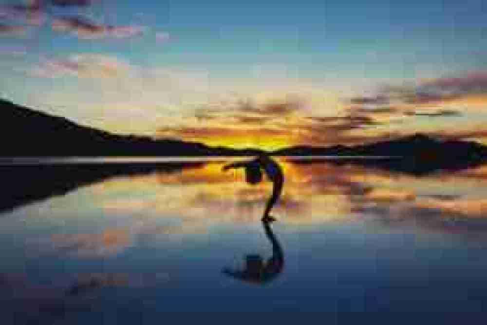 flex on sunset