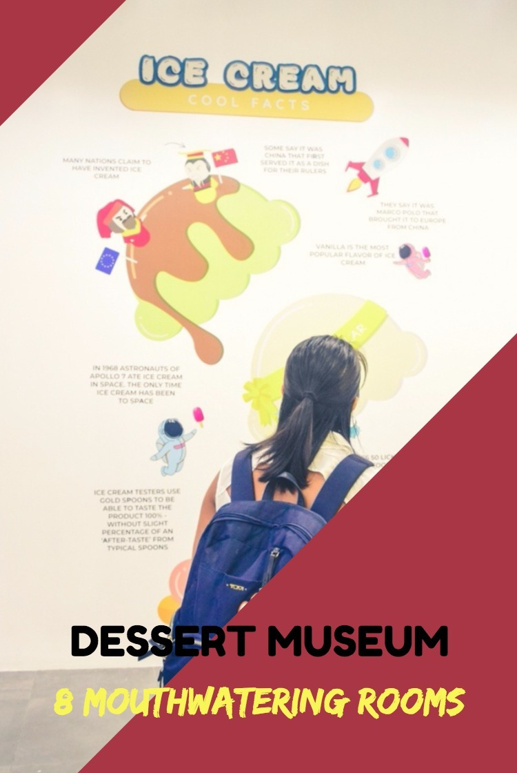The Dessert Museum Manila: A tour in 8 Mouthwatering Themed Rooms