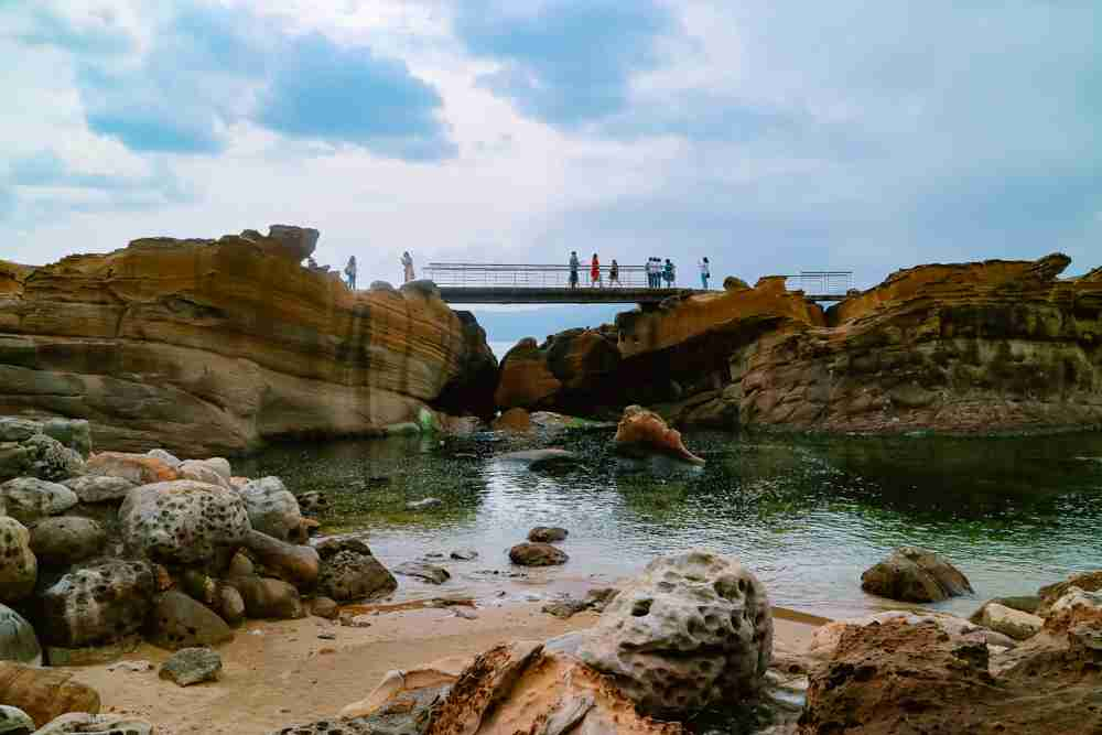 6 days Taiwan itinerary and travel guide in Yehliu Geopark