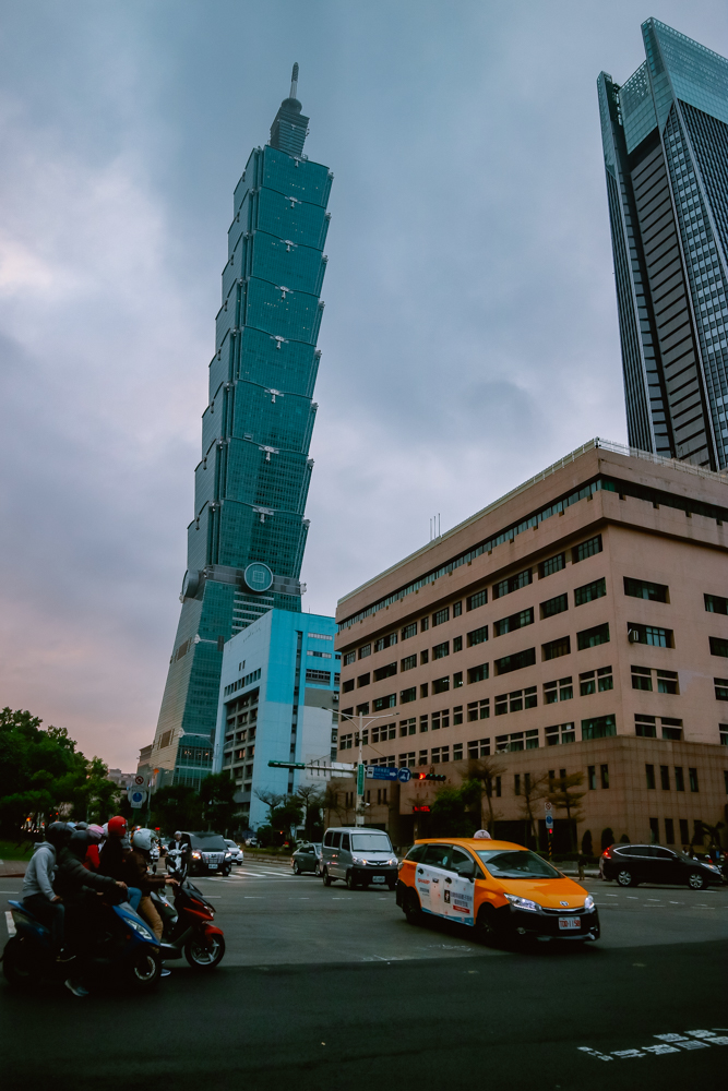6 days Taiwan itinerary and travel guide Taipei 101