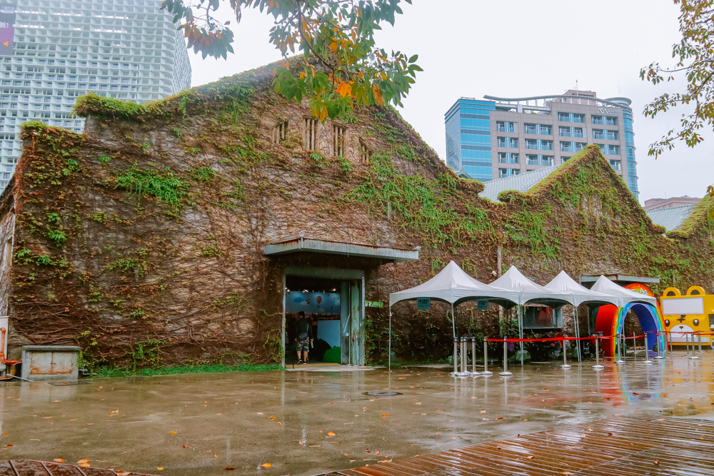 Huashan 1914 Creative Park Taipei Taiwan