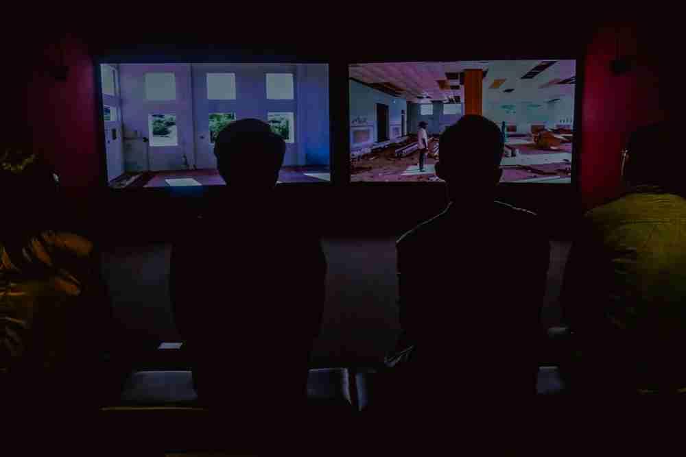 Steve McCurry exhibit in Museum of Contemporary Arts Taipei