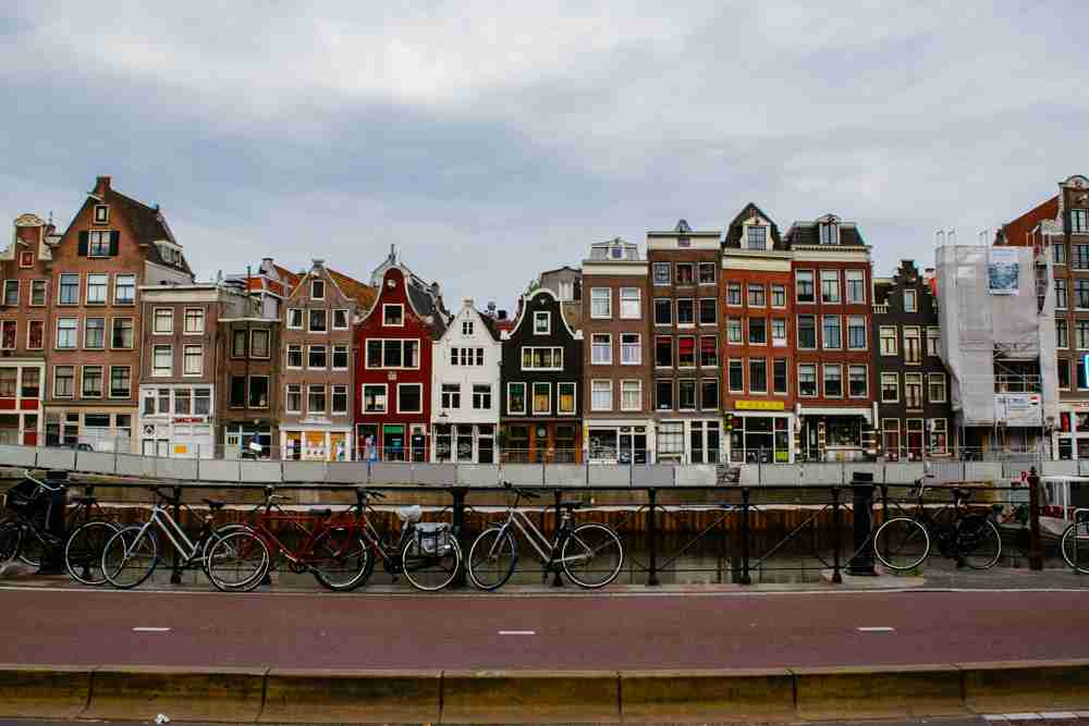 1 month europe trip amsterdam cruise