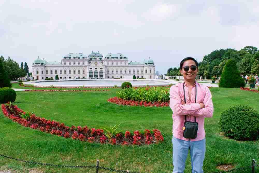 1 month europe trip vienna