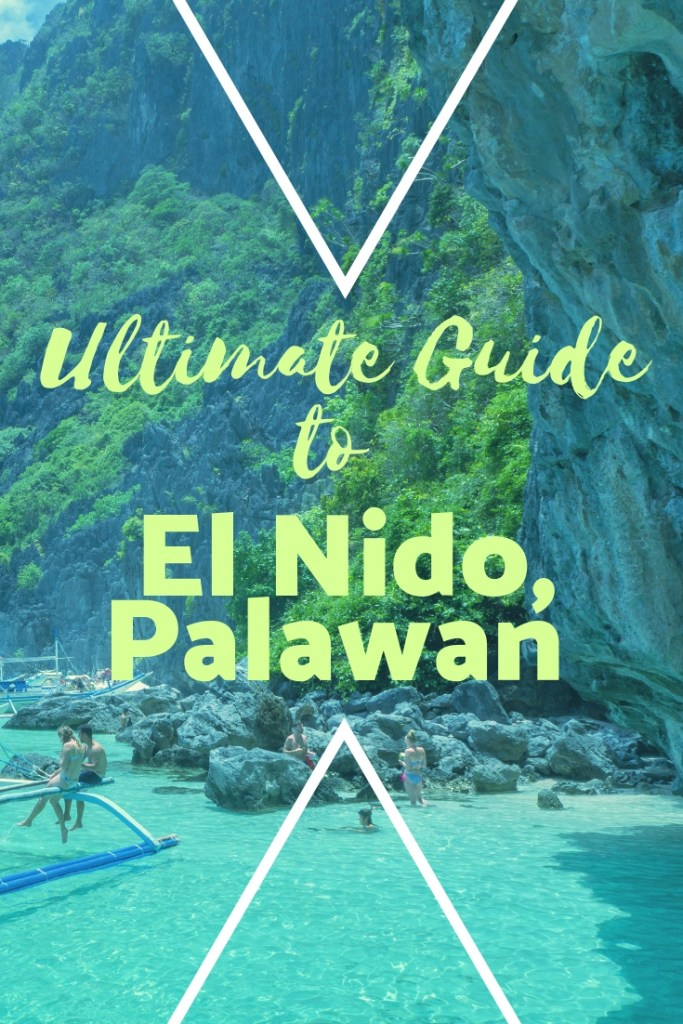ultimate guid to El Nido Palawan