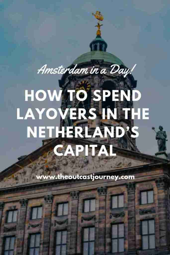 amsterdam in a day