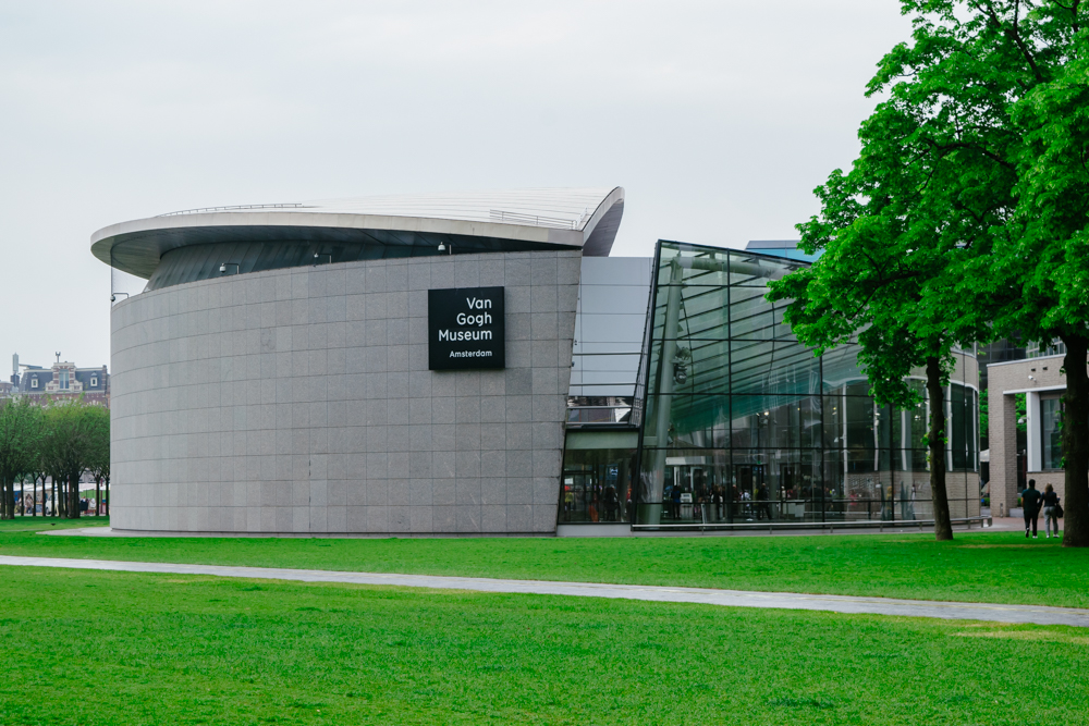 amsterdam in a day, van gogh museum