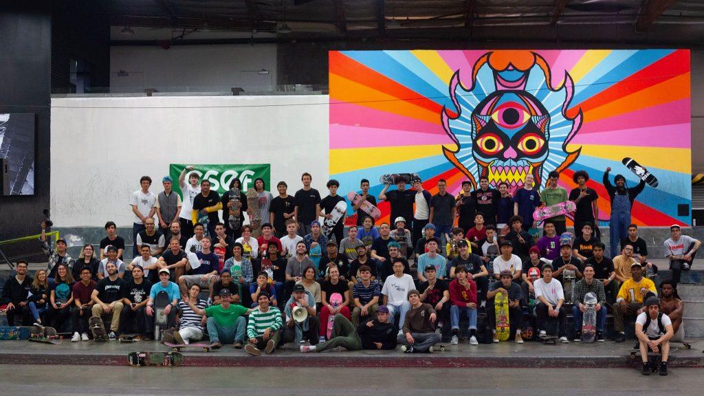 College Skateboarding Education Foundation
