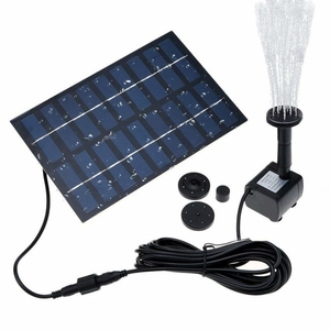 Cosscci Solar Powered Pond Pump